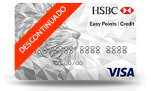 Solicitar Tarjeta de Crédito HSBC Easy Points - HSBC