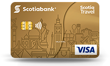 Solicitar Tarjeta Scotia Travel Oro - Scotiabank