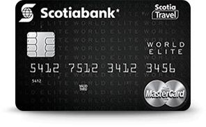 Solicitar Tarjeta de Credito Tarjeta Scotia Travel World Elite de Scotiabank